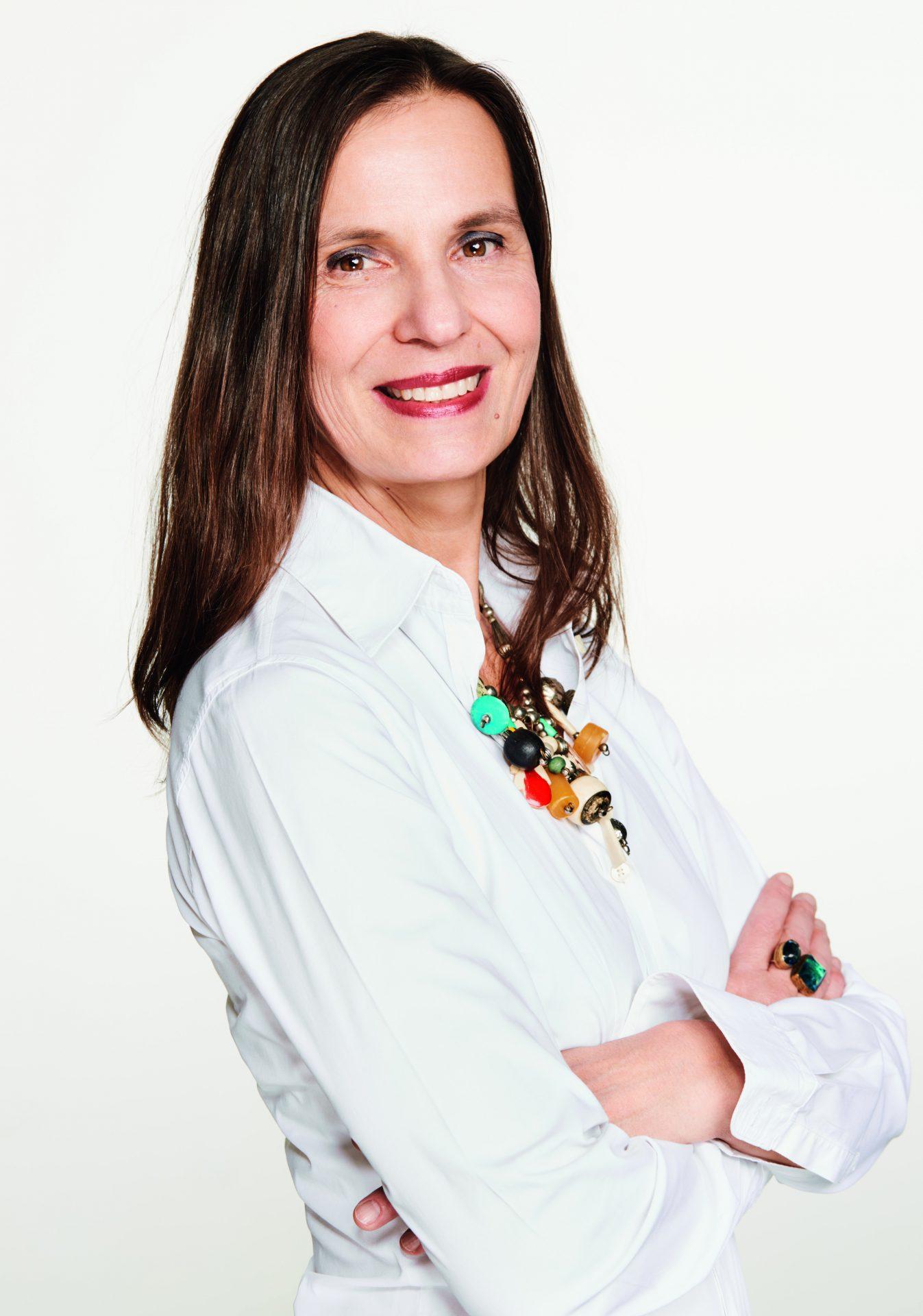 Sanne Stria, Logopädin für Sprechtechnik und Stimmtherapie Portait